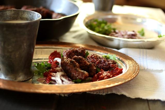 Inegol Kofte Ilke S Kitchen